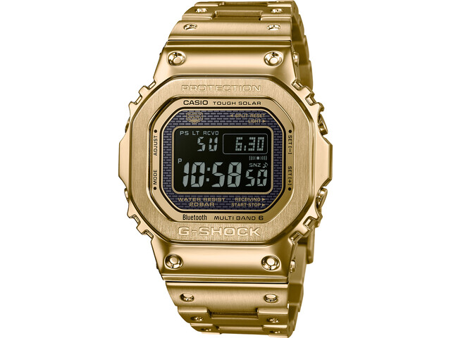 CASIO G-SHOCK GMW-B5000GD-9ER Uhr Herren gold/black